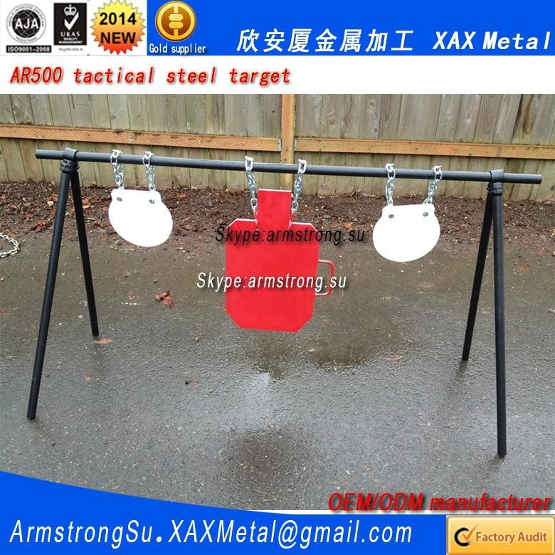 22cal ou 9 mm Jumping Jax-Walking Reactive Target Sytem
