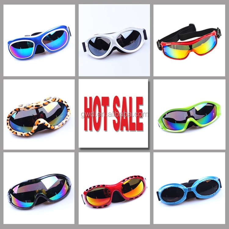 hot sale sports clear lens motocross googles with anti fog