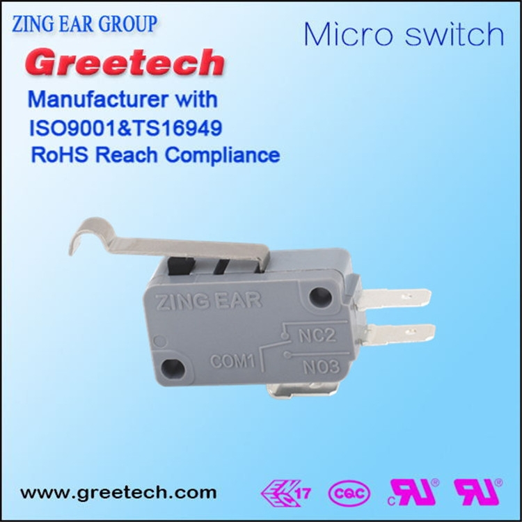 3 way switches, 0.1-26A 250VAC zing aer types electrical micro switches