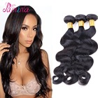 Wholesale Brazilian Body Wave Virgin Human Weave Hair 100% Unprocessed Human Hair Extensions