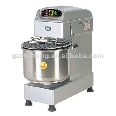 HS50A Commecial sprial dough mixer with stainless steel cover /2 speed flour mixer/CE approval/bakery equipment