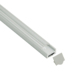 corner led aluminum profile channel for led strip light with plastic cover