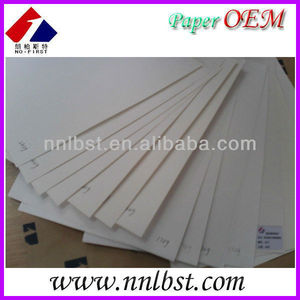 White Color PE Coated Paper with Different Grammage