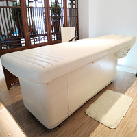 Electric beauty facial SPA furniture lift nuga massage table