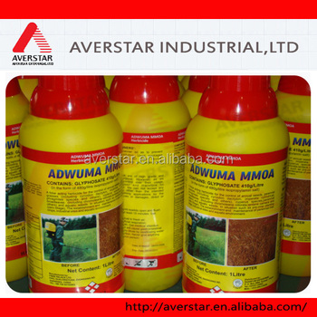 Glyphosate 36 SL, glyphosate 360 Gam/L SL axit thuốc diệt cỏ CAS No