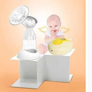 Breastfeeding Pumps electronic Handsfree Breast Pump Automatic Milk Sucking For Infant Baby