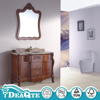 Used Antique Unit Target Vanity Solid Wood Bathroom Cabinet Buy