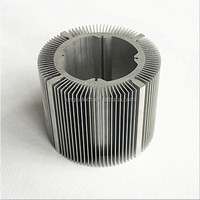 Custom Copper Pin Fin Heat Sink,Cold Forging Heat Sink