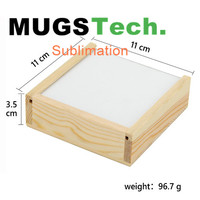 Sublimation Photo Hardboard Storage Box