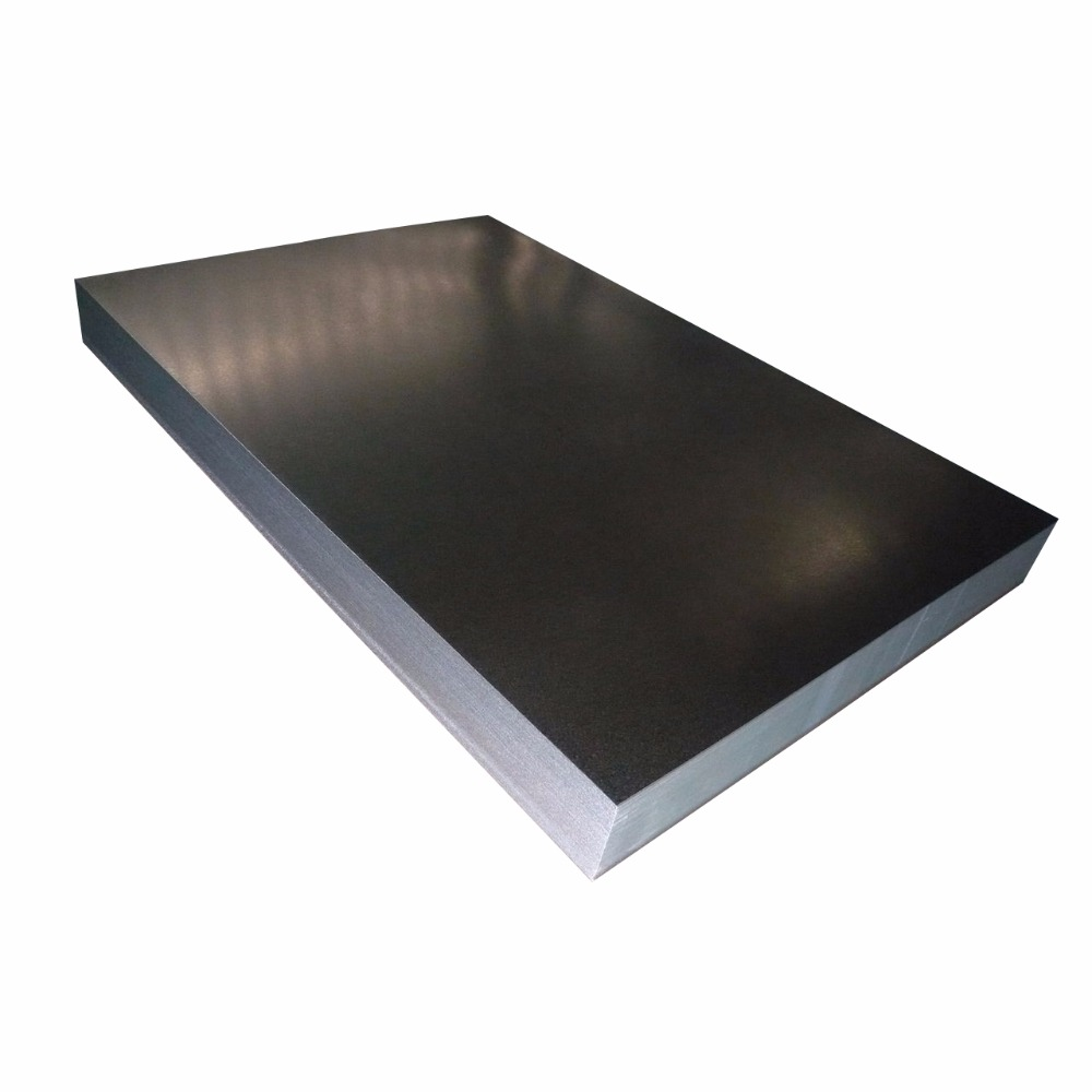 Free Sample Zinc Cold Rolled GI 2.0mm 4mm Galvanized Chequer Steel Sheet Plate Factory Price