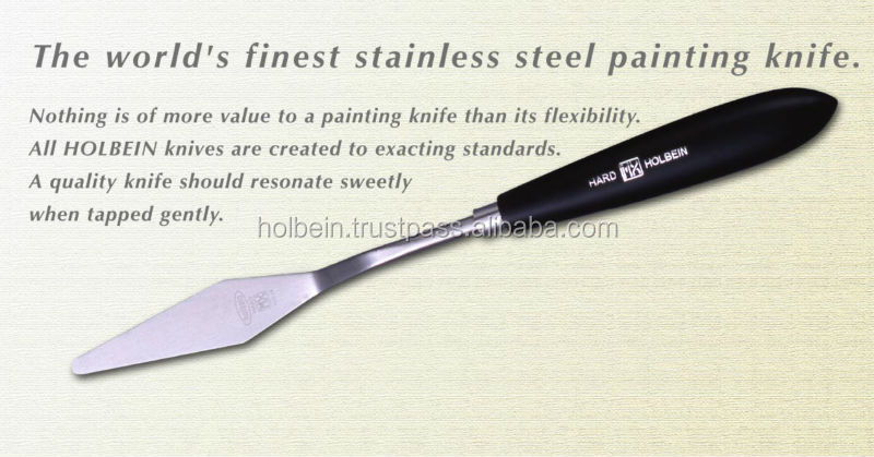 Holbein Steel Painting Knives MX-3 Japan