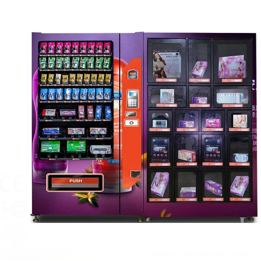 24 hours self service pharmacy vending machine