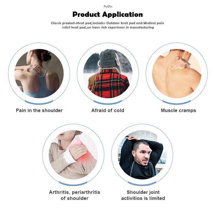ombro / pescoço / costas aquecedor / almofadas de aquecimento