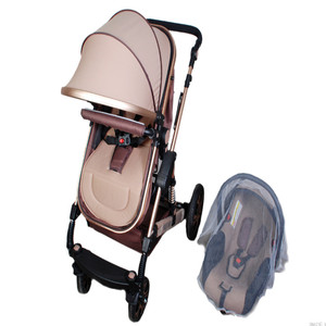 New type baby strollers 3 in 1 in china with good price