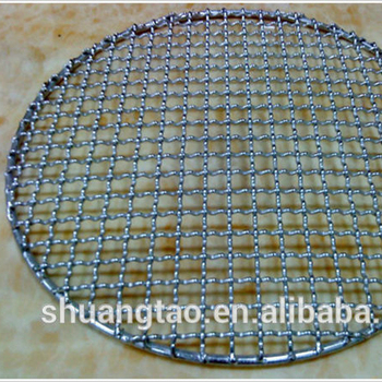 Rotproof Round Bbq Wire Mesh Grill Bbq Grill Mesh Mat Barbecue Metal Mesh  Grill - Buy Round Bbq Wire Mesh Grill,Bbq Grill Mesh Mat,Barbecue Metal  Mesh