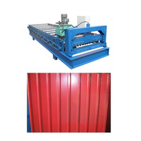 Hot sale low price tianjin YongSheng building material metal floor deck tile rolling former making machines
