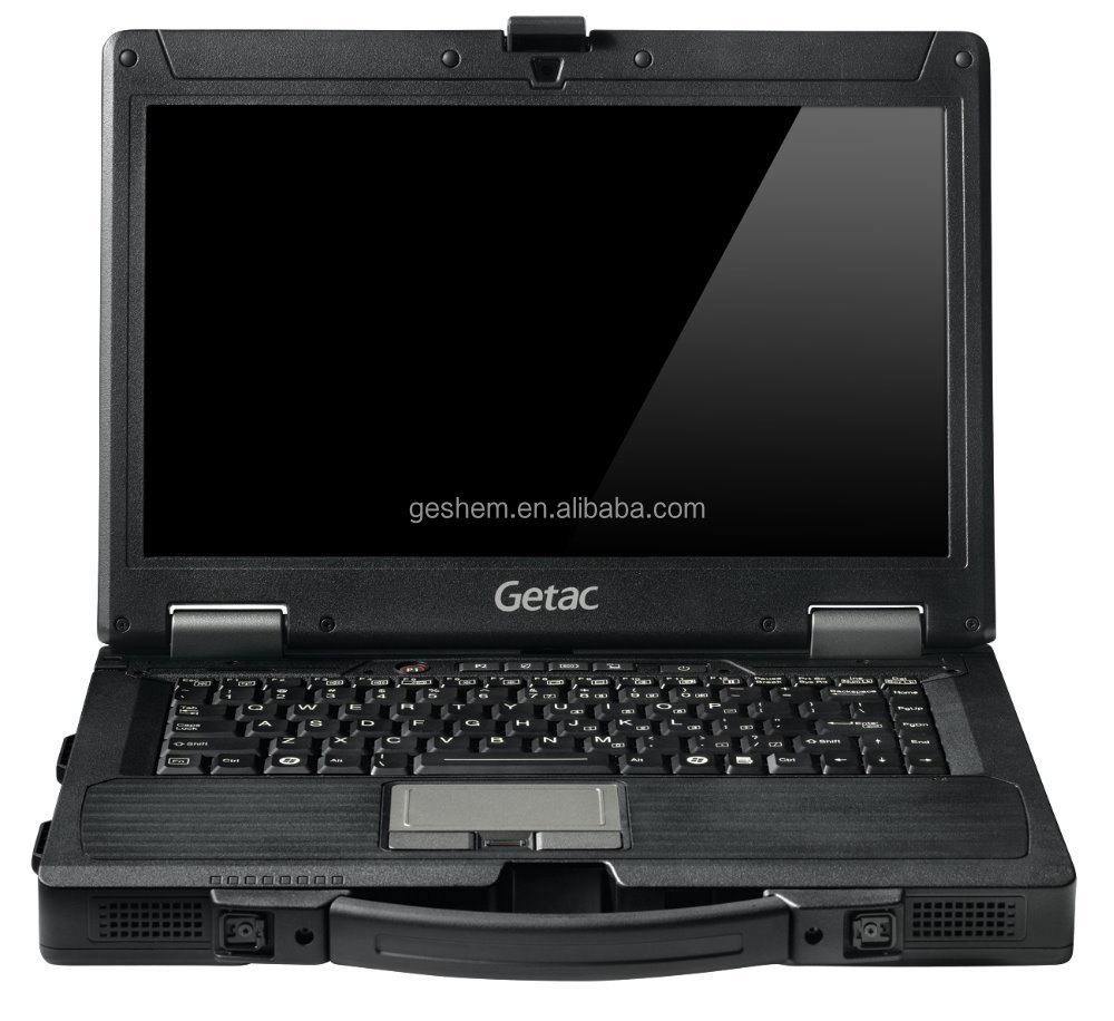 Made in Taiwan Getac semi rugged military <strong>laptop</strong> S400