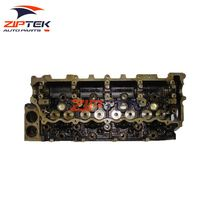 Auto spare parts Engine 4HG1 Cylinder Head Assembly for NPR 4HG1 4.3 Diesel 8V