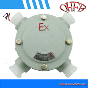 Flameproof Electric junction box, low price junction box