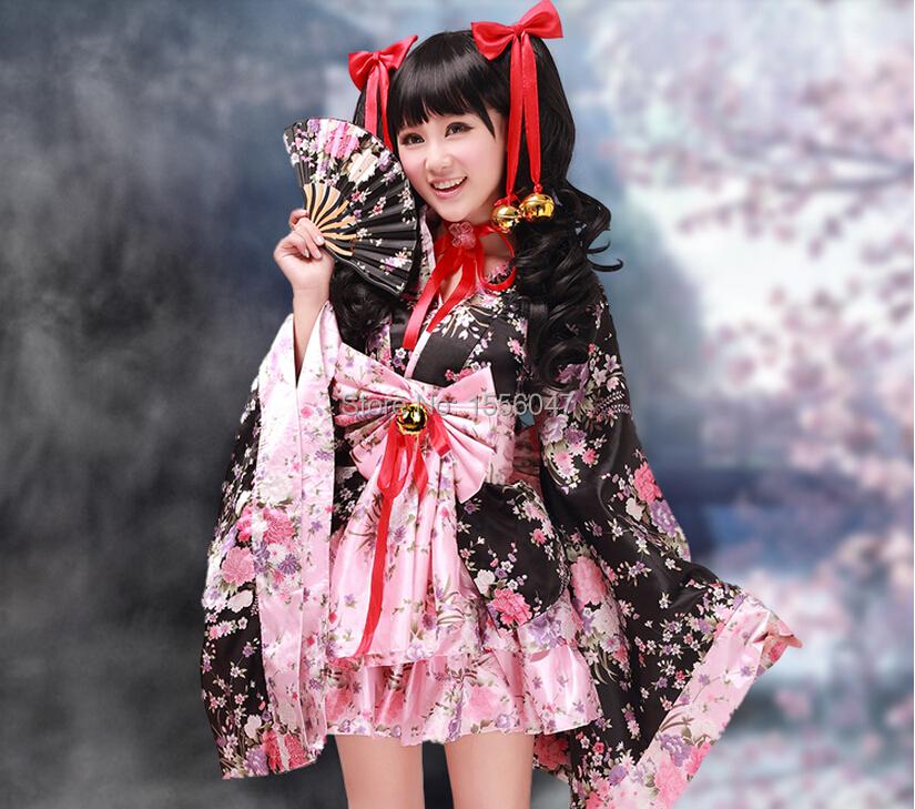 платьям в японок под