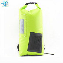 2017 new creative products floating diving ocean pack dry bag with shoulder straps
