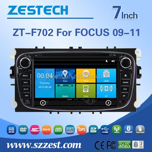 High quality car dvd head unit for ford focus 2009 2010 2011 with factory price