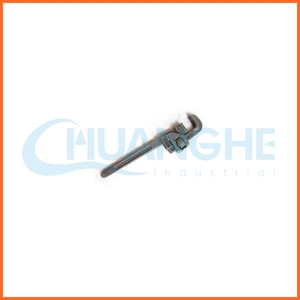 China manufacturer pipe wrench rigid type