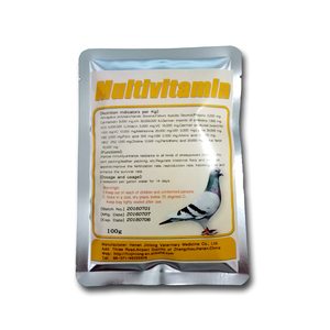 Wholesale Nutritional Supplement Vitamins Supplement for Birds Immunity Booster