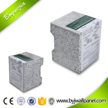Concrete filled foam polystyrene blocks for construction for Cement foam blocks