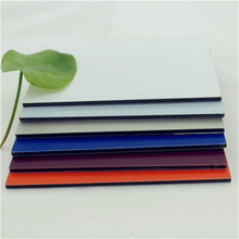 4mm Aluminum Composite panel/Alucobond