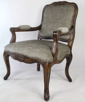 Antique Furniture Wooden Easy Chair