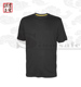 100% Cotton Round-necked and Short-sleeved mens cotton t shirt