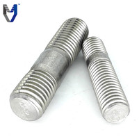 Without treatment surface standard size bolt studs