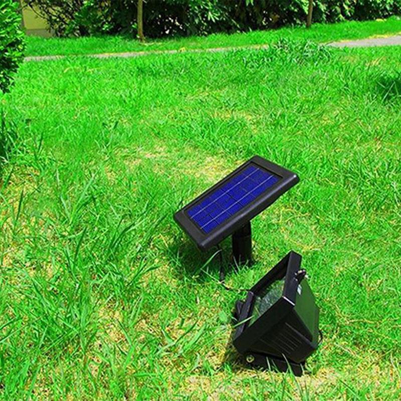 Solar Lights Extra Bright: Waterproof Ultra Bright Solar Light 30 LED Outdoor Spot