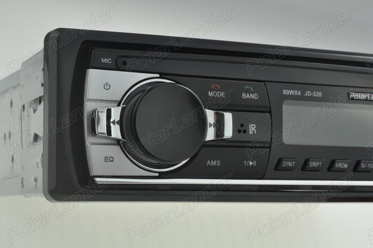 Автомобиль радио bluetooth MP3 FM / USB / 1 Din / пульт дистанционного управления / USB порт 12 V автомобиль аудио bluetooth 1 Din автоматический радио blueooth aux в