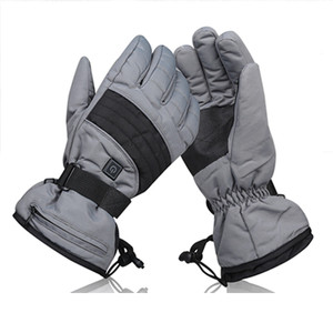 Top Quality Electric Rechargeable Battery Warm Lithium Battery Heated Gloves for Ski