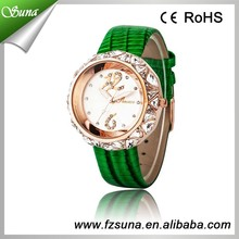 Alibaba China Newest Leisure Ladies Stone Watches