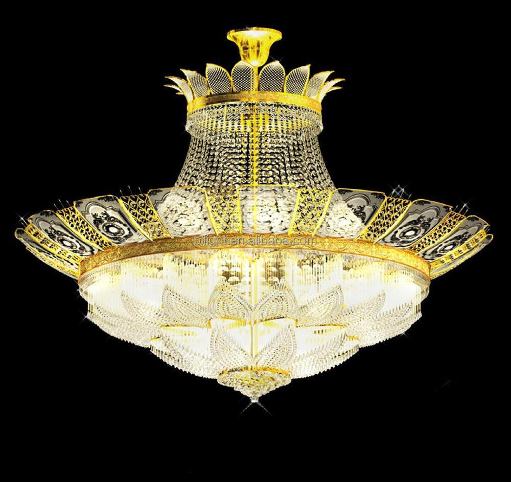 Crystal chandeliers 24k gold plated crystal chandeliers 24k gold crystal chandeliers 24k gold plated crystal chandeliers 24k gold plated suppliers and manufacturers at alibaba aloadofball Choice Image