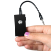 Hot sales portable bluetooth 3.0 receiver A2DP wireless bluetooth audio adapter for Car