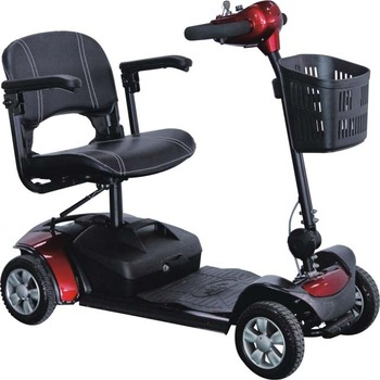 2018 New Product 4 Wheels Drive Medical Scout Compact Travel Mobility  Scooter Kl160(b) - Buy Scotter,Power Scooter,Famous Scotter Product on