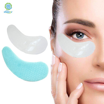 Gold eye pad mask non-woven eye mask female cooling gel eye patches