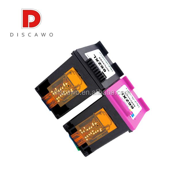 Compatible For HP 662XL Black /& Color Ink Cartridges Deskjet 1015 1515 2515 2545