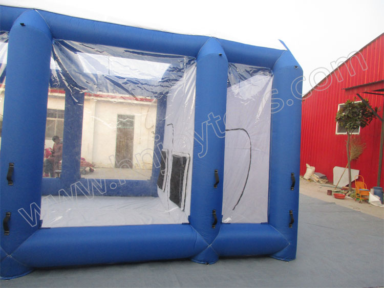 Cheap Inflatable Paint Portable Paint Booth Rental - Buy ...