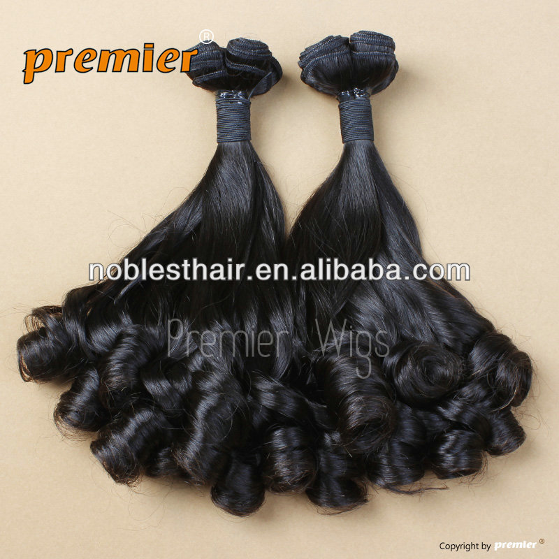 Alibaba china hot new products for 2014 double weft brazilian virgin hair/human hair extensions