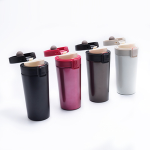 High quality best price 350ml coffee tumbler insulated stainless steel pretty travel vacuum mug