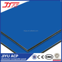 JIYU aluminium composite panel technical specification