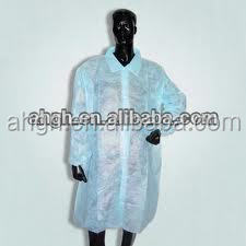 2014 new pp lab coat for madical and lab use