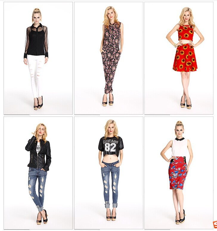 2020 New Arrivals Midi Length Animal Printed V-neck Long Sleeves Split Casual African Print Dresses