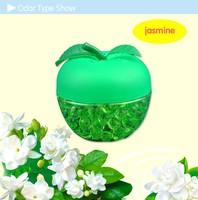new design crystal fragrance beads car accessories air freshener/ya a la venta