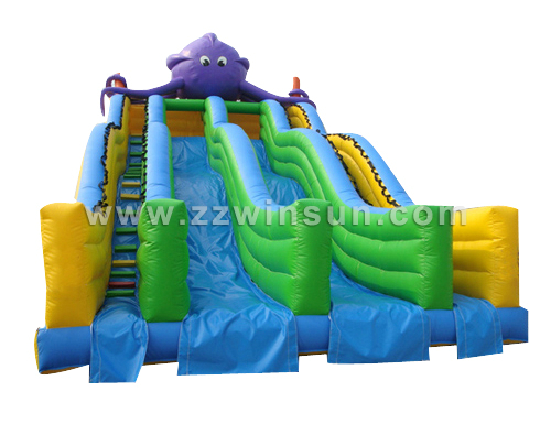 inflatable pool slide inflatable pool slide suppliers and manufacturers at alibabacom - Inflatable Pool Slide